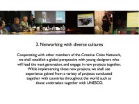 3. Networking with diverse cultures