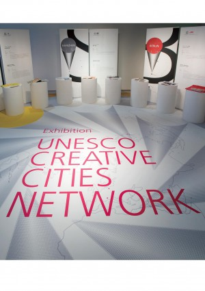 """Exhibition """"UNESCO CREATIVE CITIES NETWORK"""" will be held from November 25."""