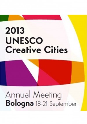 Representatives of the City of Nagoya will attend the Convention and General Meeting of the UNESCO Creative Cities Network 2013 in Bologna.