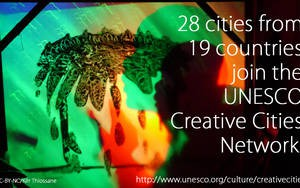 Director-General of UNESCO has nominated the following 28 cities from 19 countries as new members of UNESCO's Creative Cities Network.