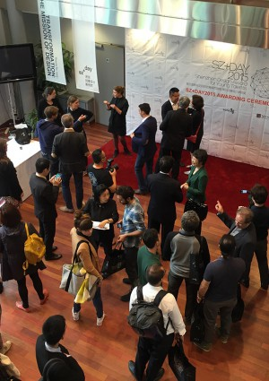 ユネスコ・デザイン都市、サブネットワーク会議と深圳デザイン・ヤングタレント賞授賞式に出席しました。