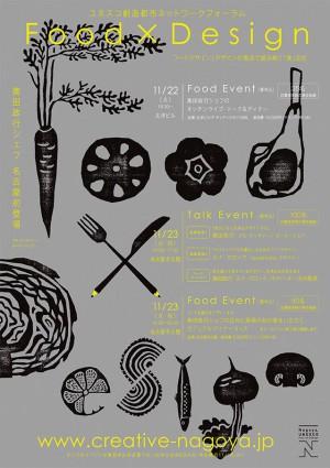 ユネスコ創造都市ネットワークフォーラム Food×Designを開催します!!