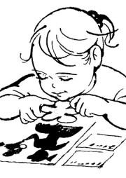 親子デザインワークショップ「親子でカレンダーをデザインしよう」